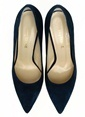 Divarese Topuklu ayakkabı Lacivert